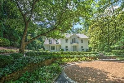 Single Family Home For Sale: 1 Austell Way NW