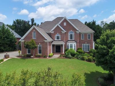 Roswell Single Family Home For Sale: 200 Slaton Circle