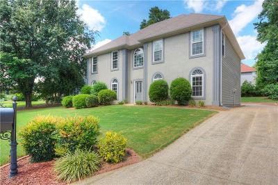 Alpharetta  Single Family Home For Sale: 11785 Aspen Forest Drive