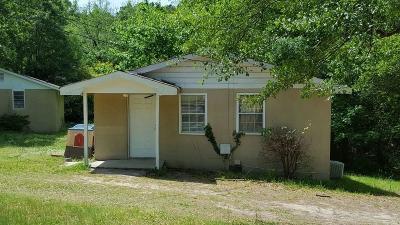 Douglasville Single Family Home For Sale: 8289 Poplar Street