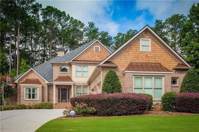 Lilburn Single Family Home For Sale: 701 Wisteria Vine Lane