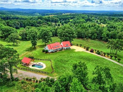 Pickens County Single Family Home For Sale: 5200 Waleska Highway 108