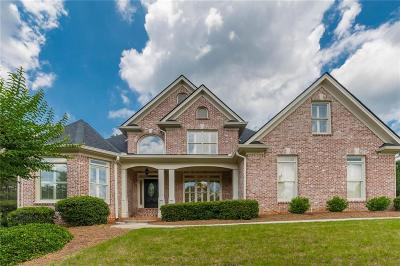 Lawrenceville Single Family Home For Sale: 1714 Miramonte Way