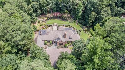 Sandy Springs Single Family Home For Sale: 5595 Cross Gate Drive