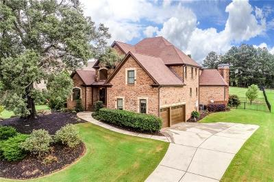 Flowery Branch Single Family Home For Sale: 4707 Deer Creek Court