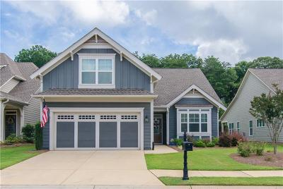 Walton County, Gwinnett County, Barrow County, Forsyth County, Hall County Single Family Home For Sale: 3577 Cresswind Parkway SW