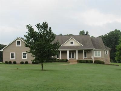 Banks County Single Family Home For Sale: 407 Link Road