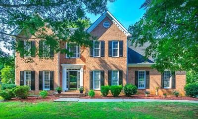 Fayetteville Single Family Home For Sale: 110 Blue Ridge Way