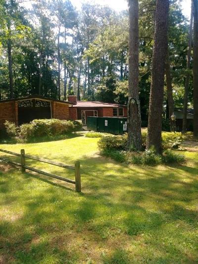 Dunwoody Single Family Home For Sale: 4469 Huntington Circle