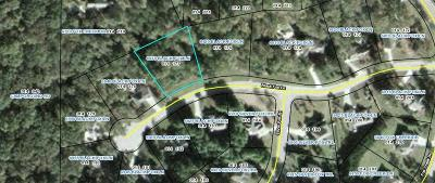 Cumming Residential Lots & Land Contingent-Due Diligence: 6930 Black Fox Lane