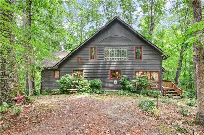 Woodstock Single Family Home For Sale: 2339 Jep Wheeler Road