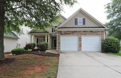 Woodstock GA Single Family Home For Sale: $294,899