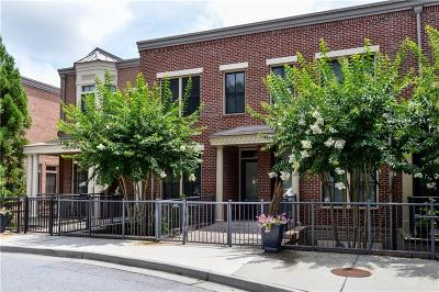 Dunwoody Condo/Townhouse For Sale: 4658 Magnolia Commons