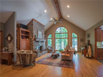 Big Canoe Single Family Home For Sale: 21 Green Heron Point