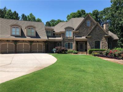 Single Family Home For Sale: 4740 Highland Point Drive