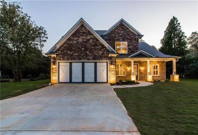 Single Family Home For Sale: 5036 Tilly Mill Road