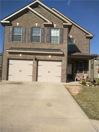 Loganville Single Family Home For Sale: 787 Sunset Down Court