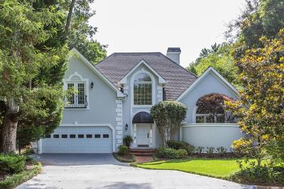 Sandy Springs Single Family Home For Sale: 145 Barnard Place