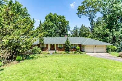 Sandy Springs Single Family Home For Sale: 5080 Riverview Road