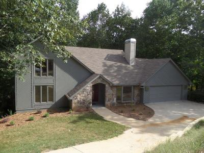Single Family Home For Sale: 2637 Bridgewater Circle