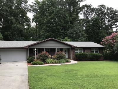 Alpharetta Single Family Home For Sale: 155 Jayne Ellen Way