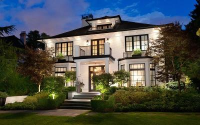 Buckhead Single Family Home For Sale: 3380 Pinestream Road NW