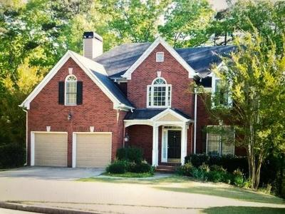Powder Springs Single Family Home For Sale: 1262 Clipper Bay Court