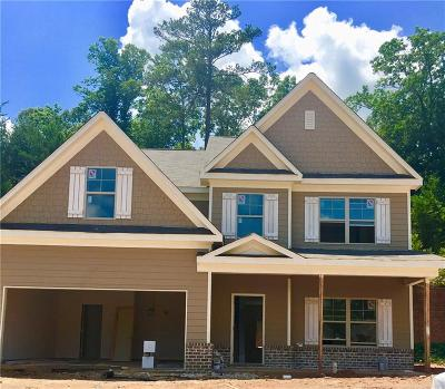Dawsonville Single Family Home For Sale: 57 Hartwell Lane