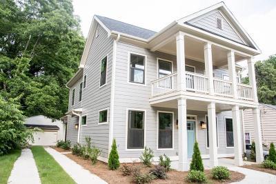 Oakhurst Single Family Home For Sale: 55 Daniel Avenue NE