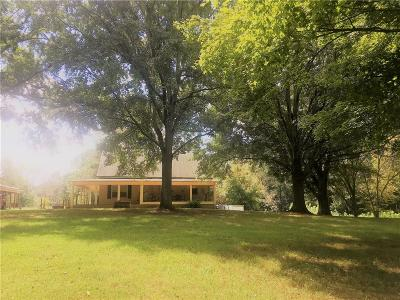 Cherokee County Single Family Home For Sale: 1165 Bartow Street