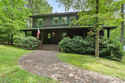 Union County Single Family Home For Sale: 293 Falcon Drive