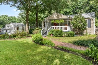 Atlanta Single Family Home For Sale: 1110 Janes Lane NE