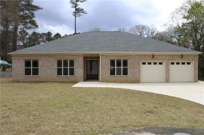 Kennesaw Single Family Home For Sale: 752 NE Scarlet Drive NE