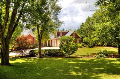 Single Family Home For Sale: 351 Euharlee Road SW