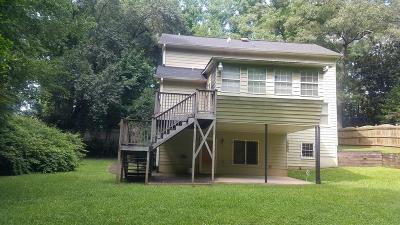 Smyrna Single Family Home For Sale: 398 Smyrna Powder Springs Road SE