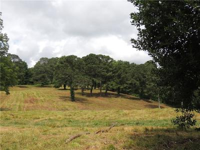 Jasper Land/Farm For Sale: 591 Hood Road