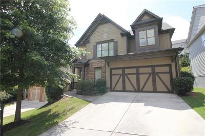 Forsyth County Single Family Home For Sale: 3645 Crowchild Drive