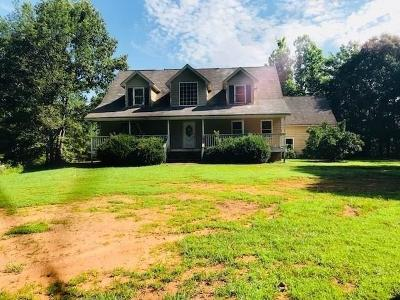 Canton Single Family Home For Sale: 1979 Fields McGhee Drive