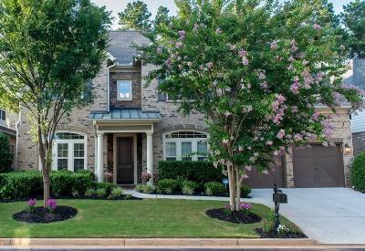 Johns Creek Single Family Home For Sale: 3600 Allee Elm Drive