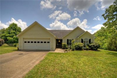 Ellijay Single Family Home For Sale: 279 Flat Creek School Road