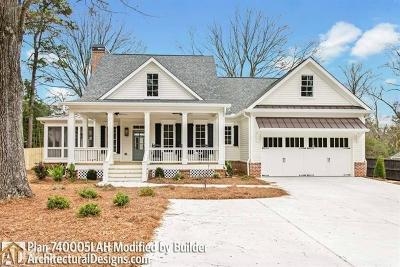 Madison Single Family Home For Sale: 2920 Fears Road