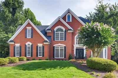 Alpharetta GA Single Family Home For Sale: $679,500