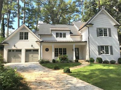 Sandy Springs Single Family Home For Sale: 4540 Jolyn Place