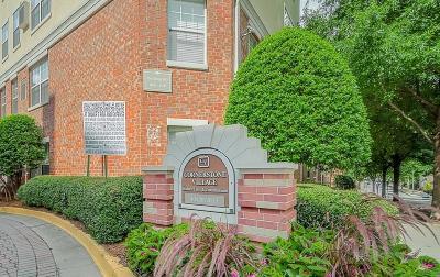 Condo/Townhouse For Sale: 800 Peachtree Street NE #1016