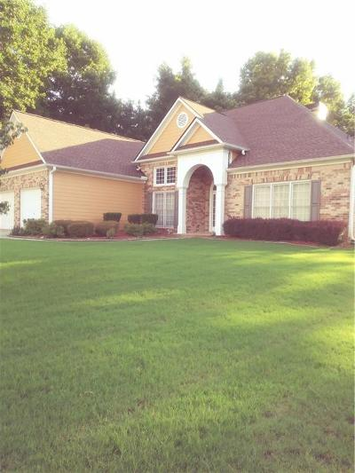 Powder Springs Single Family Home For Sale: 64 Central Park Lane