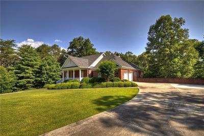 Gilmer County Single Family Home For Sale: 182 Whispering Oaks Drive