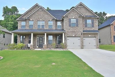 Alpharetta Single Family Home For Sale: 4495 Mossbrook Circle