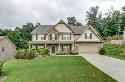 Powder Springs Single Family Home For Sale: 424 Ward Farm Drive