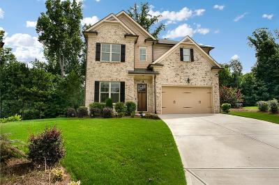 Alpharetta, Cumming, Johns Creek, Milton, Roswell Single Family Home For Sale: 5450 Delmonte Drive