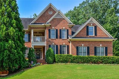 Smyrna Single Family Home For Sale: 1202 Grand View Drive SE